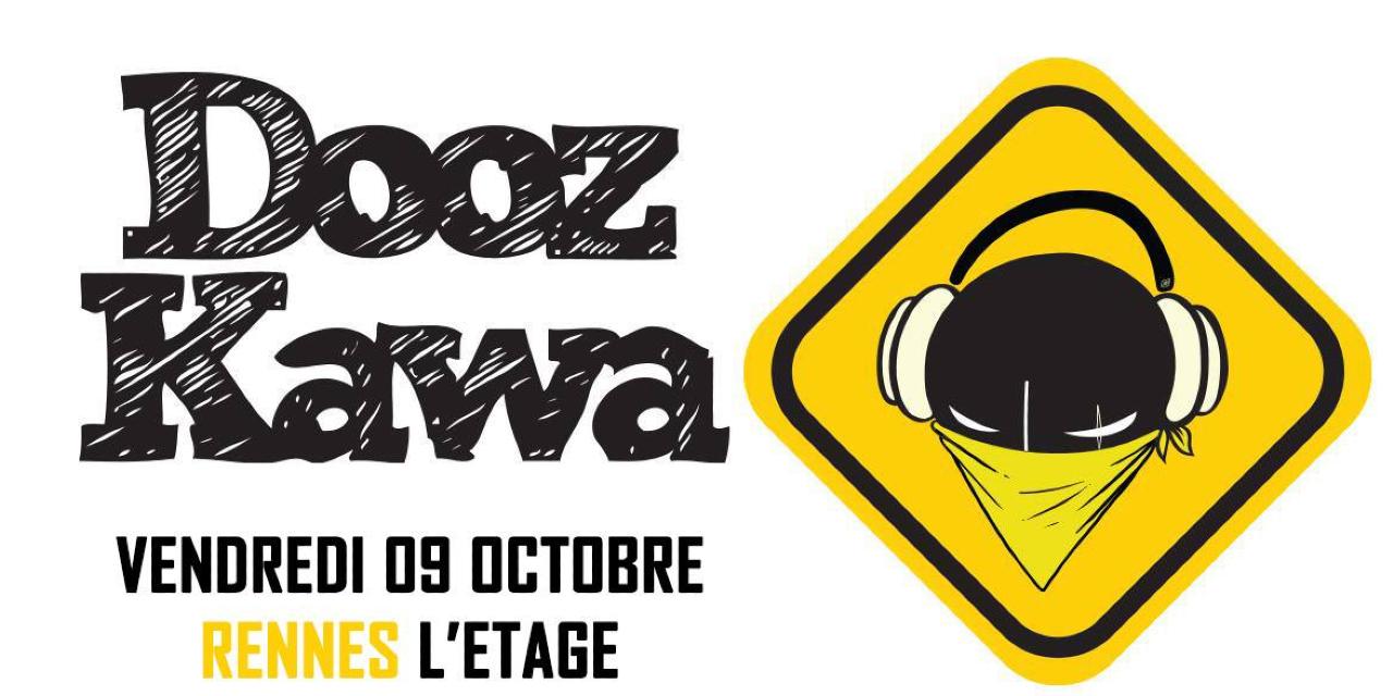 Dooz Kawa en concert à Rennes [Nouvelle date]